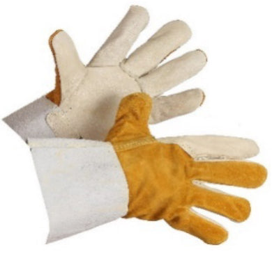 Tig Welder Glove Unlined, Kevlar Stitched - Small