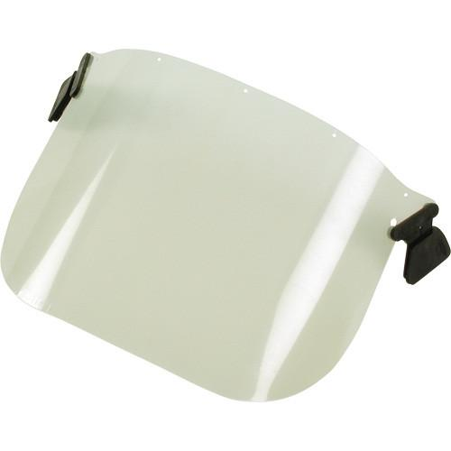 Clear 2mm acetate Peltor Visor.