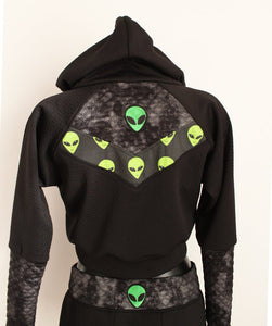 Alienisis Capsule P19 Sweat court FACEA T38 PU