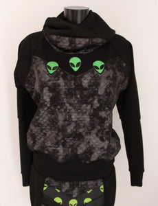 Alienisis Capsule P19 Sweat Capuche FACEA AL  T38/40
