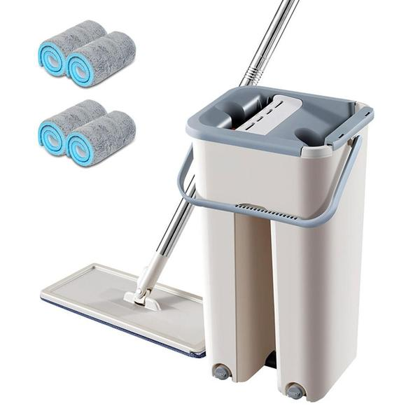 4-in-1 Self-Cleaning Magic Mop