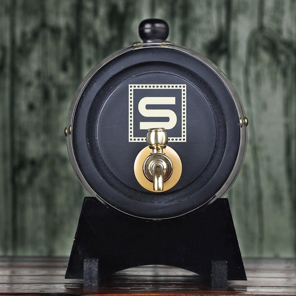 Personalized Whiskey Barrel Groomsman Gifts, Personalized gifts - GiftCustomization