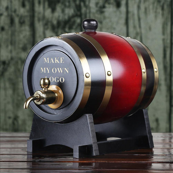 Personalized Whiskey Barrel Groomsman Gifts, personalized gift - GiftCustomization