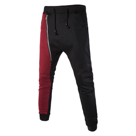 2017 Athletic Men Casual Jogger Dance Sportwear Running Leggings Trousers Sweatpant XXL #11