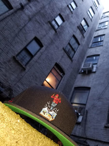 EL CAMINO 'WALKING ON WATER' SNAPBACK:  3 EXCLUSIVE COLORWAYS!
