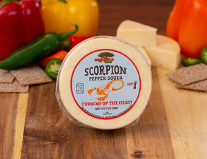 Red Apple Scorpion Gouda