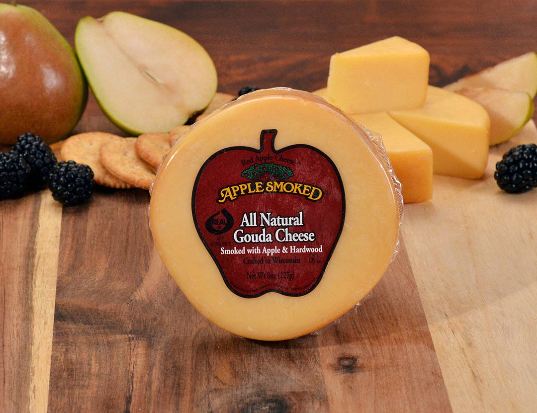 Applewood Smoked Gouda