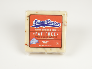 Skinny Cheese/Lifetime Fat Free Pepper Jack