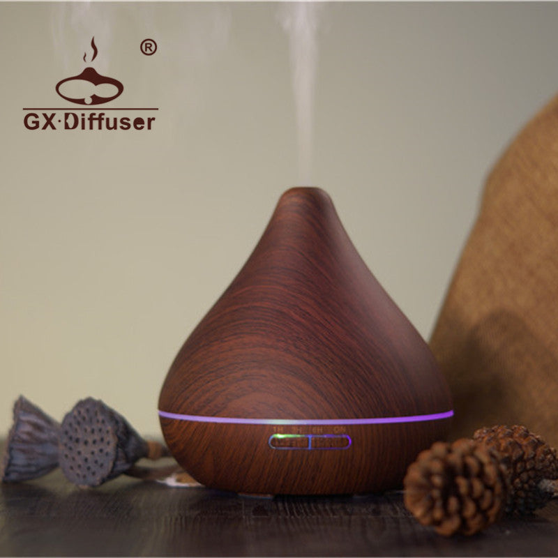 GX.Diffuser Electric Kisses-like Aroma Diffuser Ultrasonic Air Humidifier