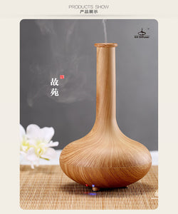 GX.Diffuser Flower Vase Ultrasonic Humidifier