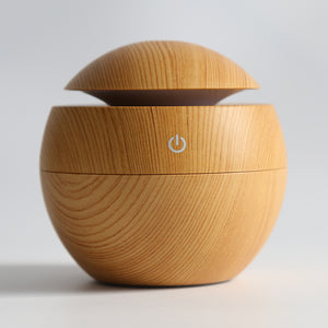 Mini Wood Sphero Humidifier