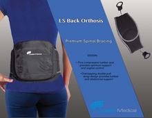 Lumbar LSO V1 Brace - Life Therapy