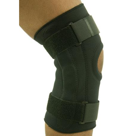 Comfortland Slip-On Neoprene Hinged Knee Support - Life Therapy