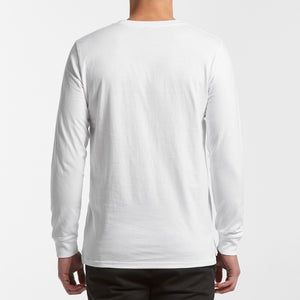 AARTS ATTACK LONG SLEEVE - FRONT ONLY