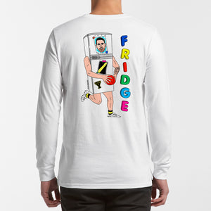 FRIDGE LONG SLEEVE - FRONT/BACK