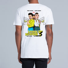 Load image into Gallery viewer, LETHAL WEAPONS TEE - FRONT/BACK
