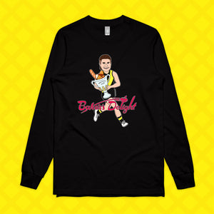 BAKER'S DELIGHT LONG SLEEVE - FRONT ONLY