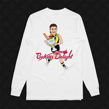Load image into Gallery viewer, BAKER'S DELIGHT LONG SLEEVE - FRONT/BACK