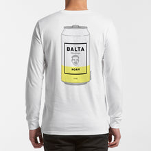 Load image into Gallery viewer, BALTA LONGSLEEVE - FRONT/BACK