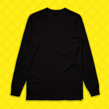 Load image into Gallery viewer, BACHAR BLACK LONG SLEEVE