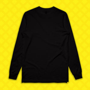 BACHAR BLACK LONG SLEEVE