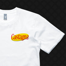 Load image into Gallery viewer, CASTAGNA TEE - FRONT/BACK