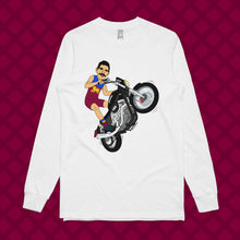 Load image into Gallery viewer, CHARLIE-DAVIDSON LONG SLEEVE - FRONT ONLY