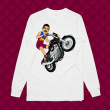 Load image into Gallery viewer, CHARLIE-DAVIDSON LONG SLEEVE - FRONT/BACK
