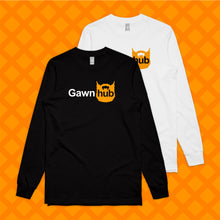 Load image into Gallery viewer, GAWNHUB LONGSLEEVE