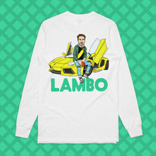 Load image into Gallery viewer, LAMBO LONG SLEEVE - FRONT/BACK