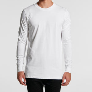 BACHAR LONG SLEEVE - FRONT AND BACK
