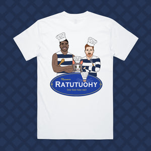 RATUTUOHY TEE - FRONT/BACK