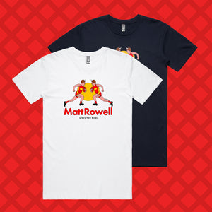 ROWELL TEE - FRONT ONLY