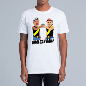 SHAI CAN BAKE TEE - FRONT ONLY