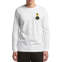 Load image into Gallery viewer, SIMPSON LONG SLEEVE - FRONT/BACK