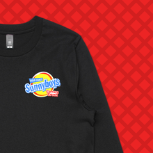 Load image into Gallery viewer, SUNNYBOYS LONGSLEEVE - FRONT/BACK