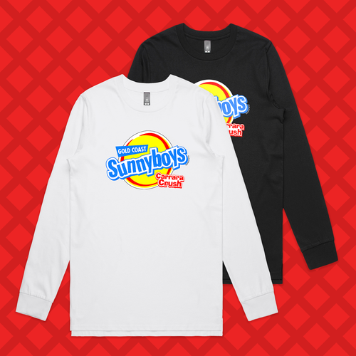 SUNNYBOYS LONGSLEEVE - FRONT ONLY