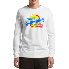 Load image into Gallery viewer, SUNNYBOYS LONGSLEEVE - FRONT ONLY