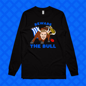 THE BULL ZURHAAR LONG SLEEVE - FRONT ONLY