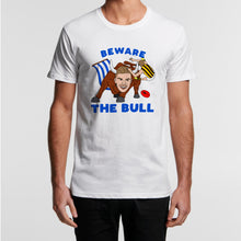 Load image into Gallery viewer, THE BULL ZURHAAR TEE - FRONT ONLY