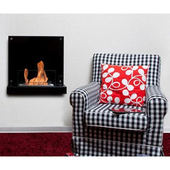 Bio Blaze Velona Wall Mounted Bio-Ethanol Fireplaces