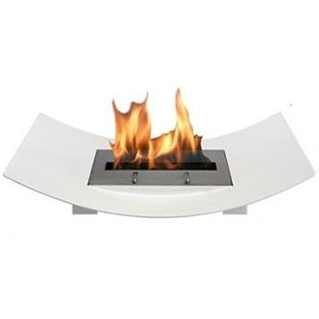 Bio Blaze Veniz Free Standing Ethanol Fireplaces - eFireplaceDirect.com