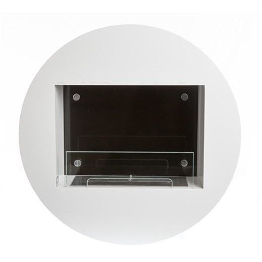 Bio Blaze Qwara Wall Mounted Bio-Ethanol Fireplaces - eFireplaceDirect.com