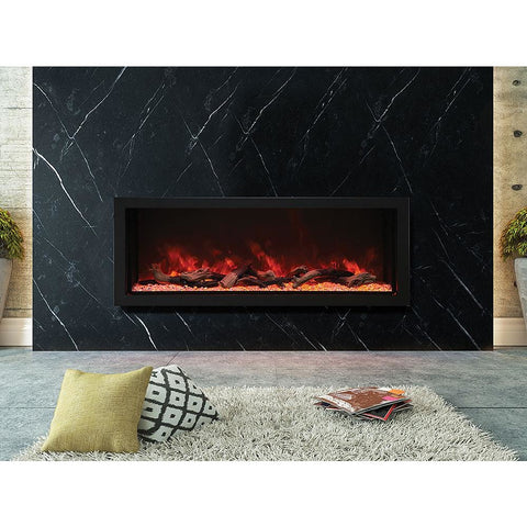 Amantii Panorama Deep XT Series-BI-60-DEEP-XT-Built-In Electric Fireplaces - eFireplaceDirect.com