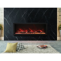 Amantii Panorama Deep XT Series BI-60-DEEP-XT Built-In Electric Fireplace