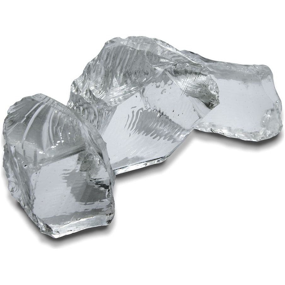 Amantii Extra Large Clear Nuggets Media Pack - Fi-106-Diamond - eFireplaceDirect.com