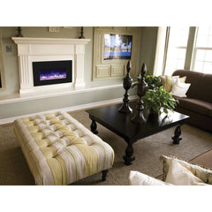 Amantii Insert Series INSERT-30-4026-BG Built-In Electric Fireplace