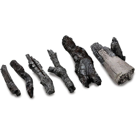 Amantii 6-Piece Log Set Media Pack - LOGSET - eFireplaceDirect.com