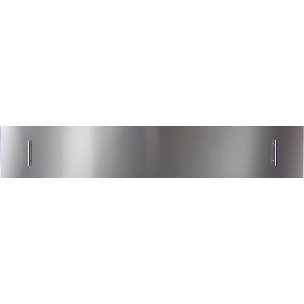 Amantii Panorama Series 40-In SLIM/DEEP Stainless Steel Outdoor Cover - PAN-COV-40 - eFireplaceDirect.com