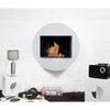 Image of Bio Blaze Qwara Wall Mounted Bio-Ethanol Fireplaces - eFireplaceDirect.com